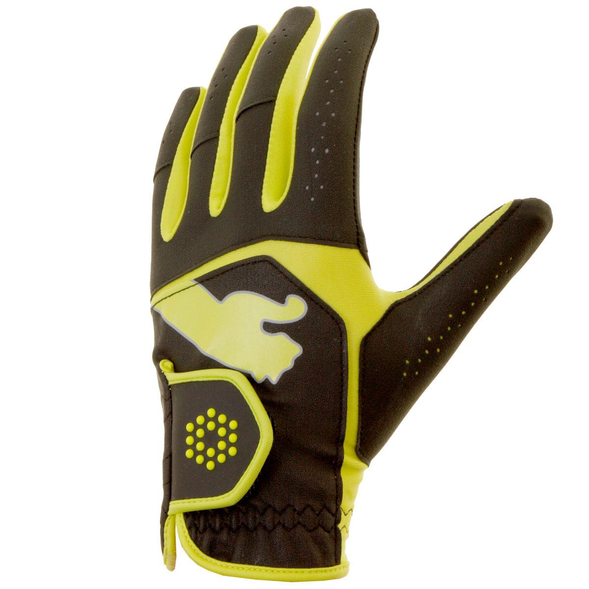Puma All-Weather pánská golfová rukavice černá rukavice: Levá-ML