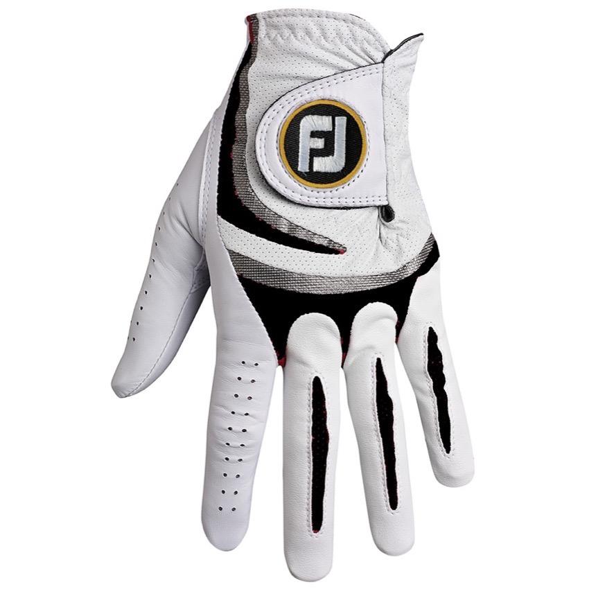 FootJoy pánská golfová rukacie SciFlex bílá Velikost: Levá S