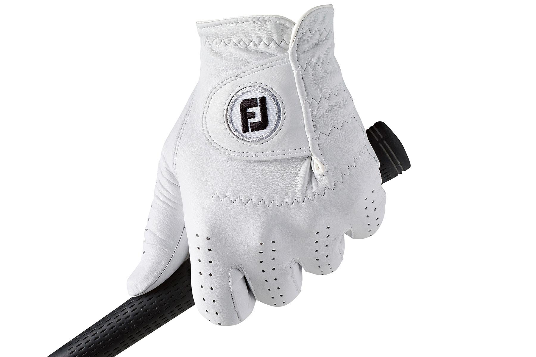 FootJoy Cabretta kožená golfová rukavice pánská Velikost: Levá XL